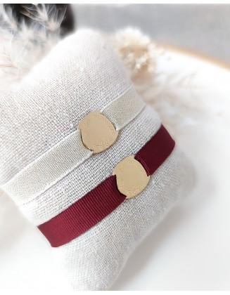 Bracelet ruban Heidi